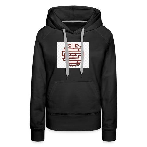 kanji - Women's Premium Hoodie
