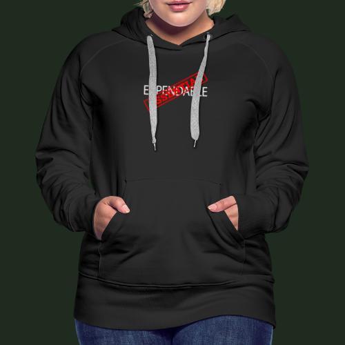 Esspendable - Women's Premium Hoodie