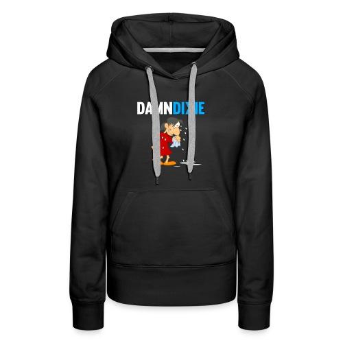 Damn Dixie - Women's Premium Hoodie