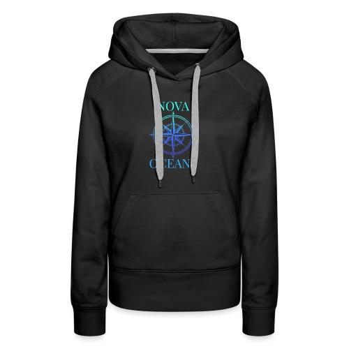 logo_nova_oceans - Women's Premium Hoodie