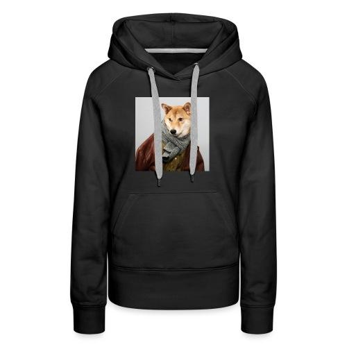 doge shirt - Women's Premium Hoodie
