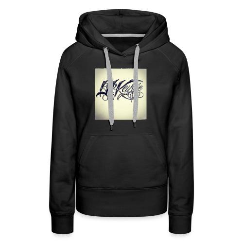 dj keysie - Women's Premium Hoodie