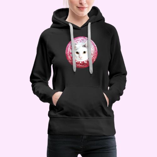 Bitch Brigade - Dendrite Ping - Women's Premium Hoodie