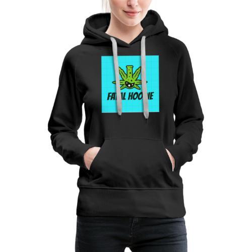 Fatal Hoodie logo hoodie - Women's Premium Hoodie