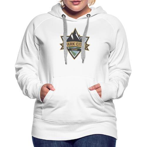 Park City, Utah - Women's Premium Hoodie