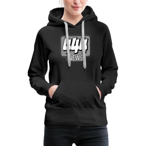 444 News Logo - Women's Premium Hoodie