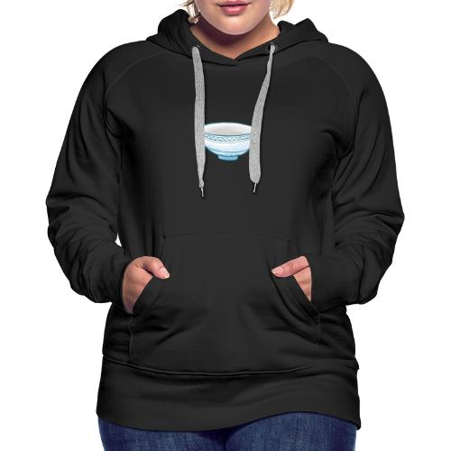 Rice Bowl - Women's Premium Hoodie