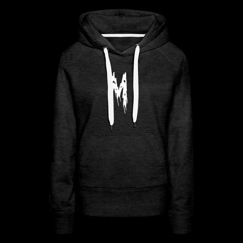 MIXED Melt Logo - Women's Premium Hoodie