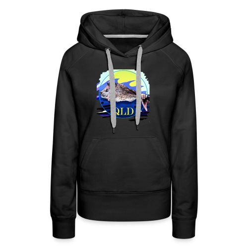 SNAPPER FISHING OFFSHORE AND INSHORE QLD - Women's Premium Hoodie