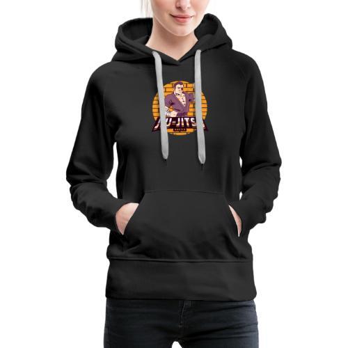 Jiu-Jitsu Master - Women's Premium Hoodie