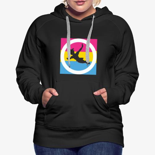 Pansexual Pride Shirt - Women's Premium Hoodie