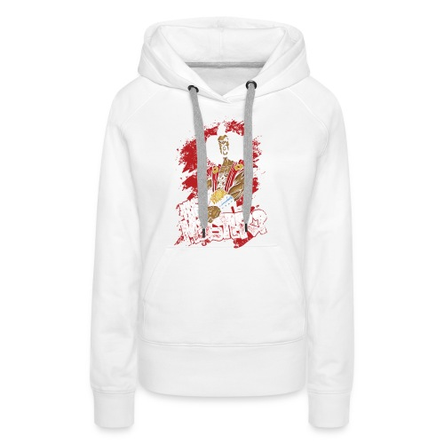 Who's The Master? - Women's Premium Hoodie