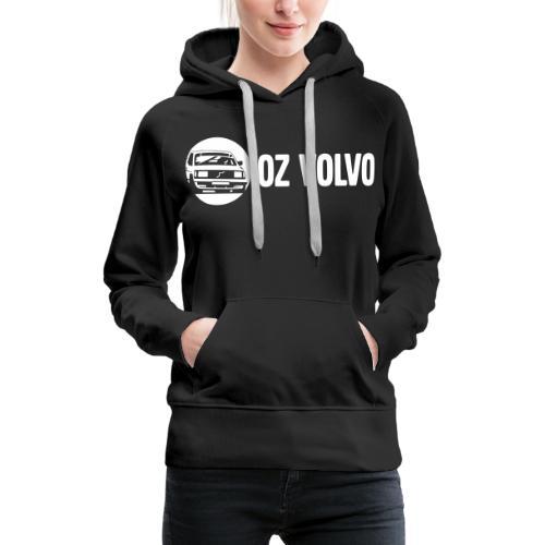 OzVolvo Logo - Women's Premium Hoodie