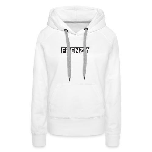 Frenzy - Women's Premium Hoodie