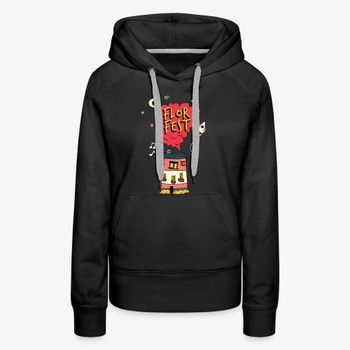 Flor Fest T-Shirt - Women's Premium Hoodie