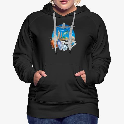 Holiday t-shirt - Women's Premium Hoodie