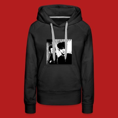 MOJCA RONNY Of Clan Of Xymox - Women's Premium Hoodie