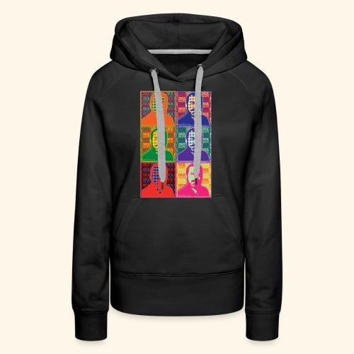 Dick Law Firm: Pop Art Design - Women's Premium Hoodie