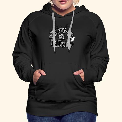 Kuntry 3d TEE - Women's Premium Hoodie