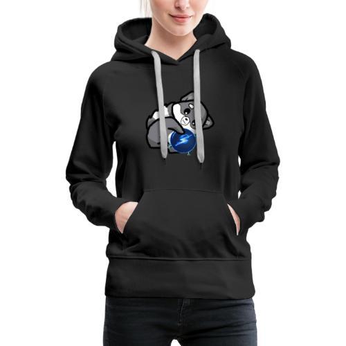 Eluketric's Zapp - Women's Premium Hoodie
