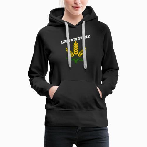 saskhoodz wheat - Women's Premium Hoodie