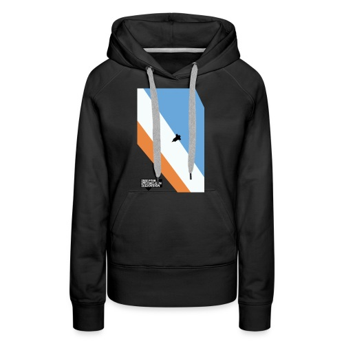 ENTER THE ATMOSPHERE - Women's Premium Hoodie