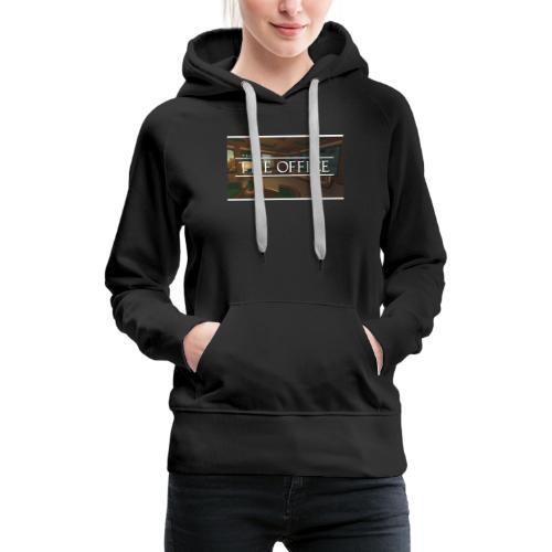 The Blox Office fans shirt - Women's Premium Hoodie