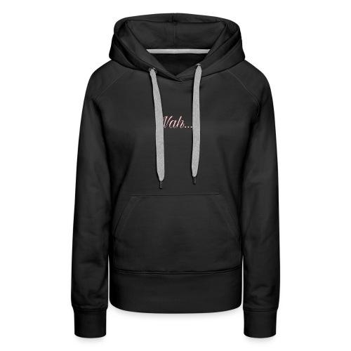 Nahhh - Women's Premium Hoodie