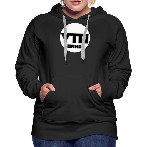 ytd logo - Women's Premium Hoodie