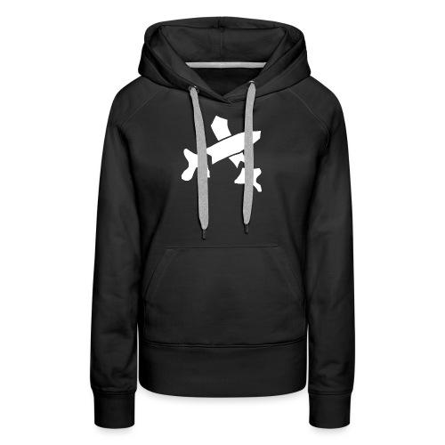White Swords - Women's Premium Hoodie