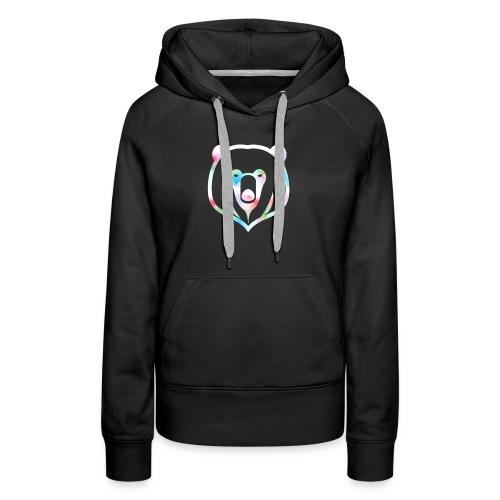 White Bear - Women's Premium Hoodie