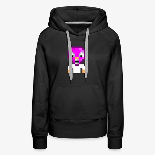 Ouaglo Icon (PURPLE) - Women's Premium Hoodie