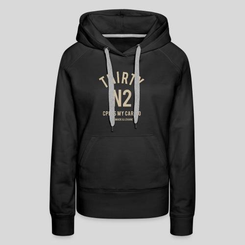 THIRTY N2 - Women's Premium Hoodie
