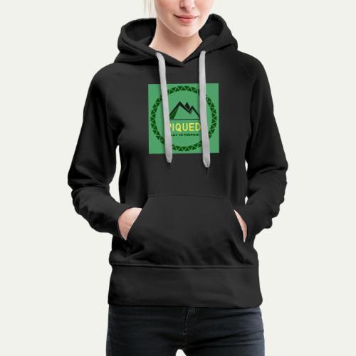 Piqued - Women's Premium Hoodie