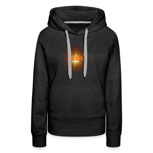 Main YouTube Channel Logo - Women's Premium Hoodie