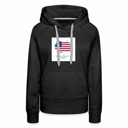 Independence Day IMG 0433 - Women's Premium Hoodie