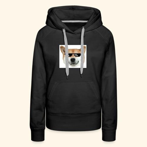 DOG THUG - Women's Premium Hoodie