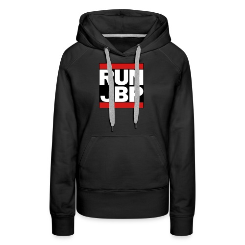 RUN JBP - Women's Premium Hoodie