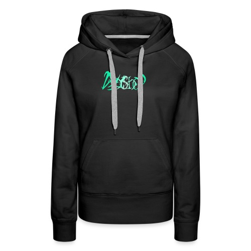 The logo of azyshop - Women's Premium Hoodie
