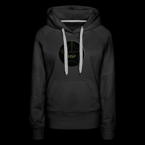 Hitstar Logo - Women's Premium Hoodie