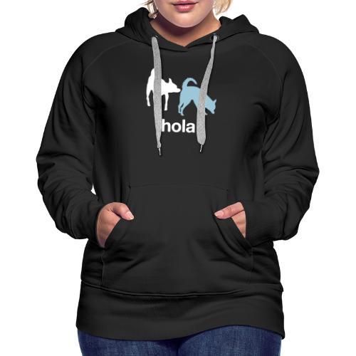 Hola - Women's Premium Hoodie