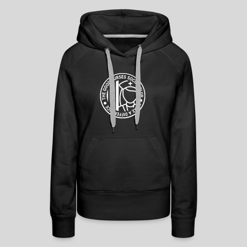 The Good Nurses Social Club - Women's Premium Hoodie