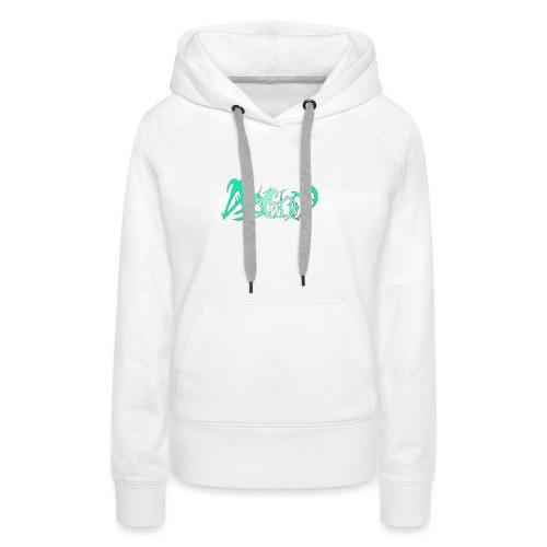 The logo of azyshop - Women's Premium Hoodie