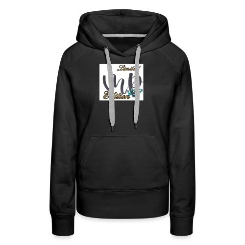 VIP Limited Edition Merch - Women's Premium Hoodie