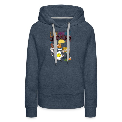 Breakfast Rocks! - Women's Premium Hoodie