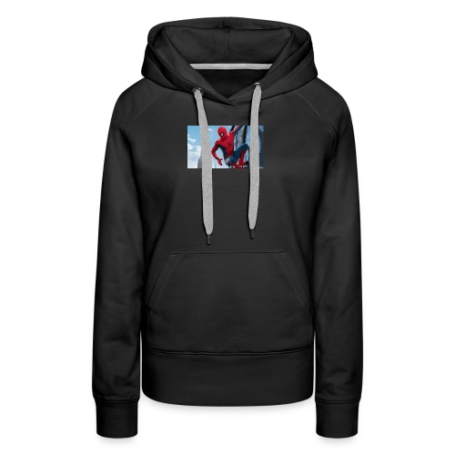 spider man homecoming - Women's Premium Hoodie