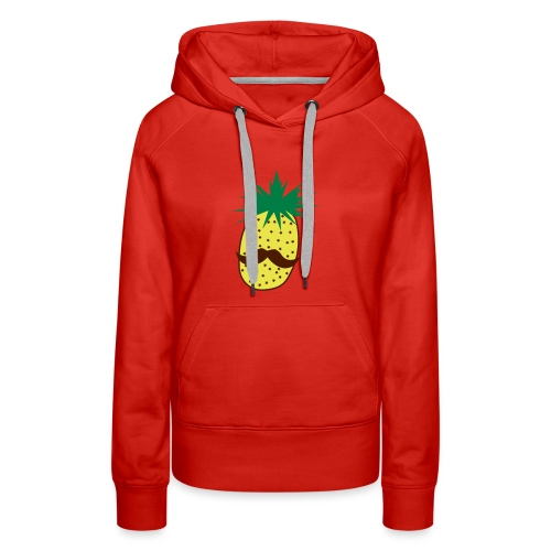 LUPI Pineapple - Women's Premium Hoodie