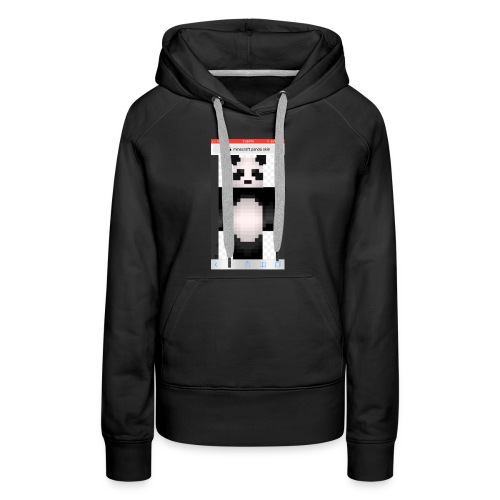 Pandagaming.com - Women's Premium Hoodie