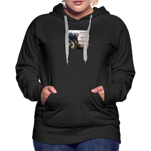PSX 20180604 181000 - Women's Premium Hoodie