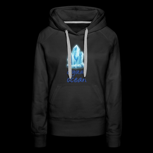 crystal man 75 - Women's Premium Hoodie